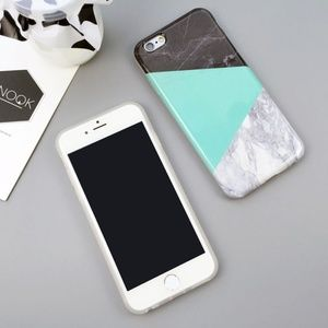 Accessories - NEW iPhone 6/6s SOFT TPU Marble Case